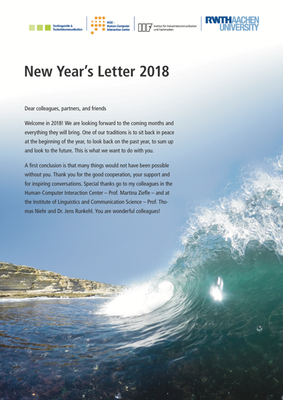 Thumbnail of New Year's letter 2018